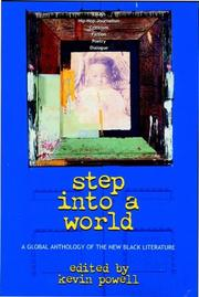STEP INTO A WORLD by Kevin Powell