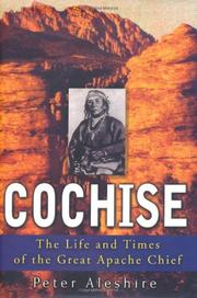 Book Cover for COCHISE