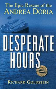 Cover art for DESPERATE HOURS