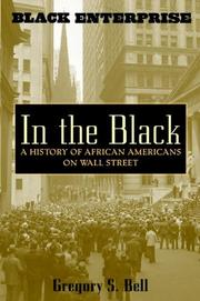 IN THE BLACK by Gregory S. Bell