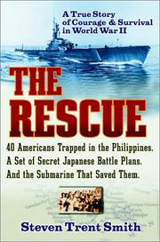 THE RESCUE by Steven Trent Smith