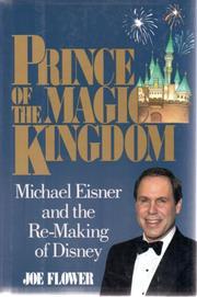 PRINCE OF THE MAGIC KINGDOM by Joe Flower