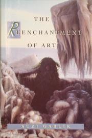 THE REENCHANTMENT OF ART by Suzi Gablik