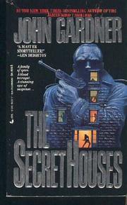 THE SECRET HOUSES by John E. Gardner