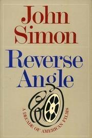 REVERSE ANGLE by John Simon