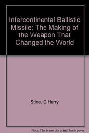 ICBM by G. Harry Stine