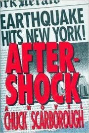 AFTERSHOCK by Chuck Scarborough