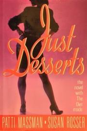 Book Cover for JUST DESSERTS