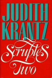 Cover art for SCRUPLES TWO