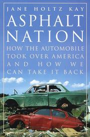 Book Cover for ASPHALT NATION
