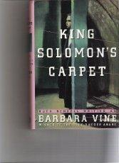 KING SOLOMON'S CARPET by Barbara Vine