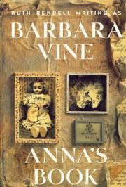 ANNA'S BOOK by Barbara Vine