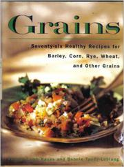 GRAINS by Joanne Lamb Hayes
