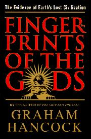 Cover art for FINGERPRINTS OF THE GODS