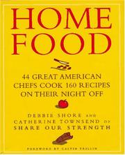 HOME FOOD by Debbie Shore