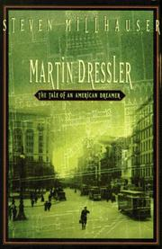 Cover art for MARTIN DRESSLER