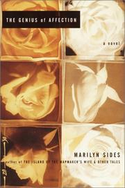 THE GENIUS OF AFFECTION by Marilyn Sides
