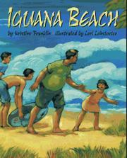 IGUANA BEACH by Kristine Franklin