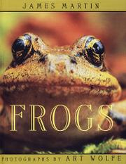 FROGS by James Martin