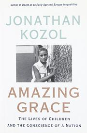 Book Cover for AMAZING GRACE