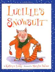 Book Cover for LUCILLE'S SNOWSUIT
