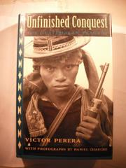 Cover art for UNFINISHED CONQUEST