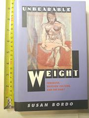 Cover art for UNBEARABLE WEIGHT