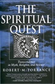 THE SPIRITUAL QUEST by Robert M. Torrance