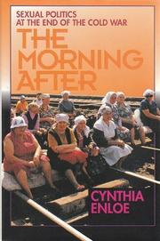 THE MORNING AFTER by Cynthia Enloe