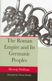 Cover art for THE ROMAN EMPIRE AND ITS GERMANIC PEOPLES