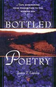 BOTTLED POETRY by James T. Lapsley
