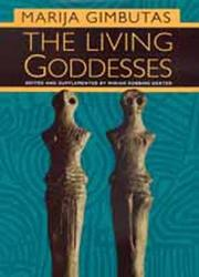 Book Cover for THE LIVING GODDESSES