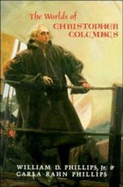 THE WORLDS OF CHRISTOPHER COLUMBUS by Jr. Phillips
