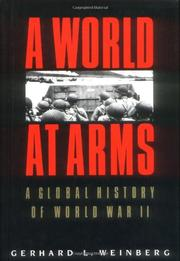 Book Cover for A WORLD AT ARMS