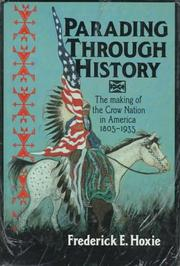 Cover art for PARADING THROUGH HISTORY
