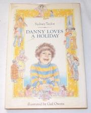 Book Cover for DANNY LOVES A HOLIDAY