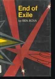 END OF EXILE by Ben Bova