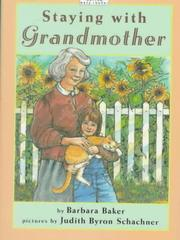 Cover art for STAYING WITH GRANDMOTHER
