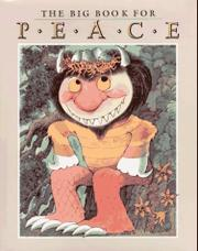 THE BIG BOOK FOR PEACE by Ann Durrell