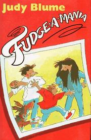 Cover art for FUDGE-A-MANIA