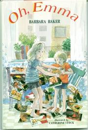OH, EMMA by Barbara Baker