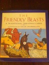 THE FRIENDLY BEASTS by Sarah Chamberlain