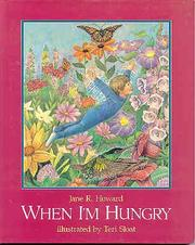 Book Cover for WHEN I'M HUNGRY
