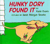 HUNKY DORY FOUND IT by Katie Evans