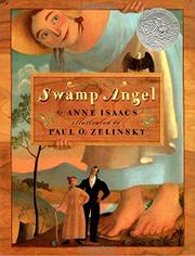 Cover art for SWAMP ANGEL