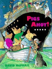 PIGS AHOY! by David McPhail