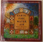 EARTH, FIRE, WATER, AIR by Mary Hoffman