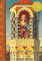 Cover art for RAPUNZEL