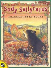 Book Cover for SODY SALLYRATUS