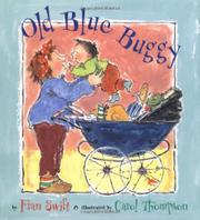 OLD BLUE BUGGY by Fran Swift